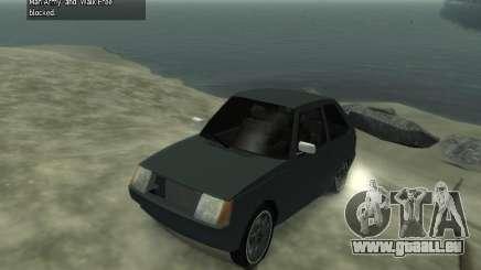 ZAZ 1102 Tavria für GTA 4