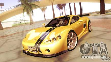 Ascari A10 für GTA San Andreas