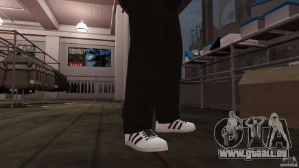 Adidas Superstar 80s für GTA 4