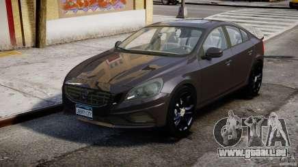 Volvo S60 für GTA 4