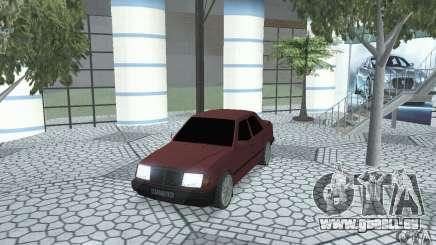 Mercedes-Benz 200D pour GTA San Andreas