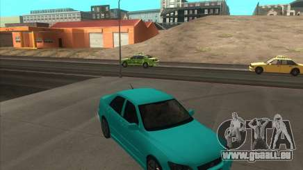 Lexus IS300 tuning pour GTA San Andreas