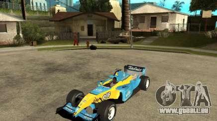 Renault F1 pour GTA San Andreas