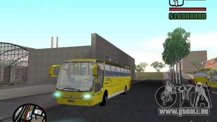 Busscar Vissta Bus pour GTA San Andreas