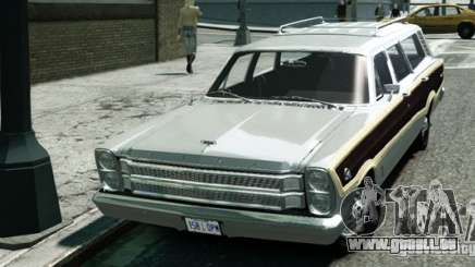Ford Country Squire pour GTA 4