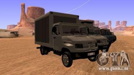 ZIL 5301 Goby für GTA San Andreas