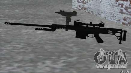 M98B für GTA San Andreas