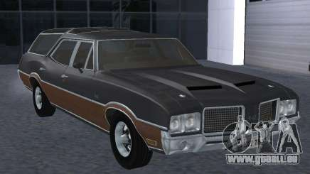 Oldsmobile Vista Cruiser 1972 pour GTA San Andreas