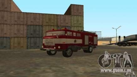 Incendie de l'IFA pour GTA San Andreas