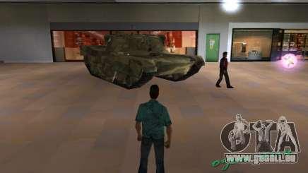 Camo-tank für GTA San Andreas