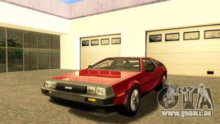 DeLorean DMC-12 V8 pour GTA San Andreas