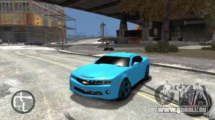 Chevrolet Camaro SS für GTA 4