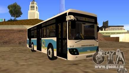 Daewoo Bus BC211MA Almaty pour GTA San Andreas