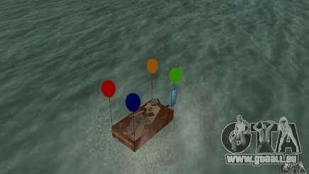 Ballooncraft für GTA San Andreas