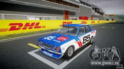 Datsun Bluebird 510 1971 BRE für GTA 4