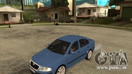 Skoda Octavia II. 2005 pour GTA San Andreas