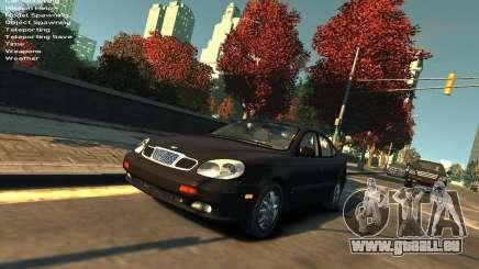 Daewoo Leganza CDX für GTA 4