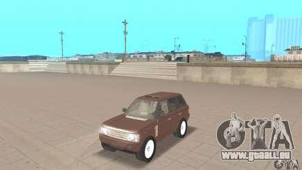 Range Rover Vogue 2004 pour GTA San Andreas