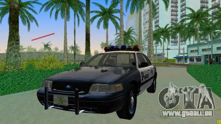 Ford Crown Victoria Police 2003 für GTA Vice City
