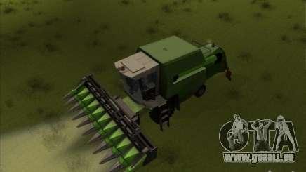 Deutz Harvester für GTA San Andreas