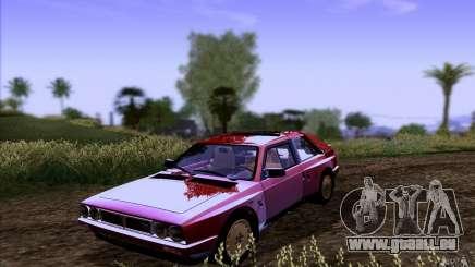 Lancia Delta S4 Stradale (SE038) für GTA San Andreas