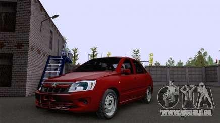 VAZ 2190 Drain pour GTA San Andreas