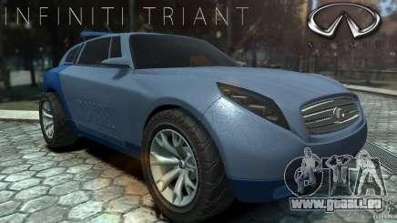 Infiniti Triant Concept pour GTA 4