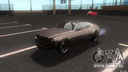 AMC Javelin 2010 pour GTA San Andreas