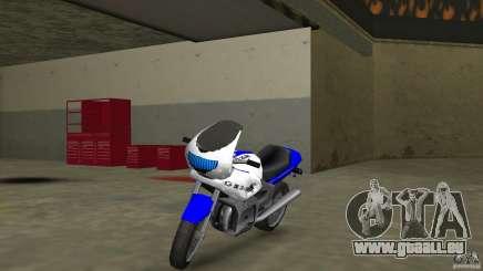 Suzuki GSX-R 600 beta 0.1 für GTA Vice City