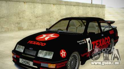 Ford Sierra RS500 Race Edition pour GTA San Andreas