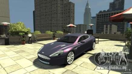 Aston Martin Rapide 2010 für GTA 4