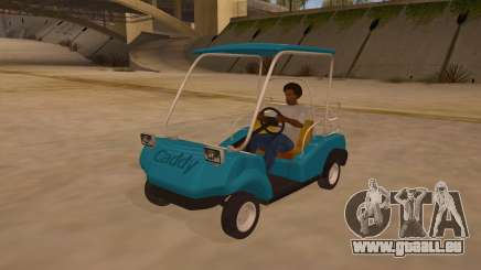 Golf kart pour GTA San Andreas