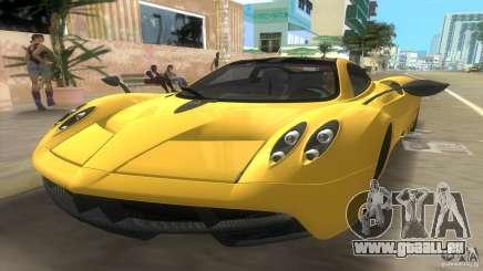 Pagani Huayra für GTA Vice City