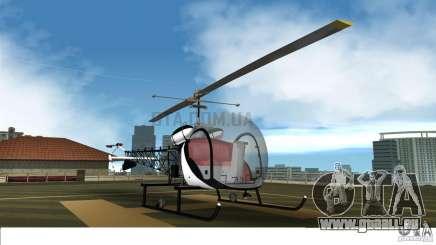 Bell 47 für GTA Vice City