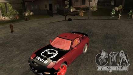 Mazda RX-7 Drifter für GTA San Andreas
