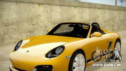 Porsche Boxter Spyder pour GTA San Andreas