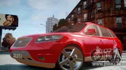 Hyundai Santa Fe pour GTA 4