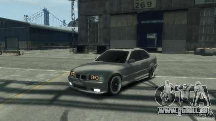 BMW 318i Light Tuning für GTA 4
