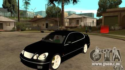 TOYOTA ARISTO 2001 Jahr für GTA San Andreas