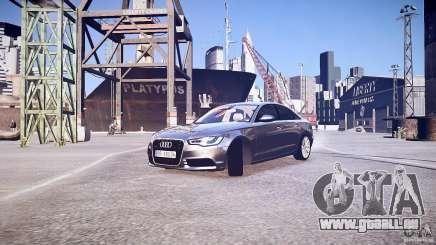 Audi A6 v1.0 pour GTA 4