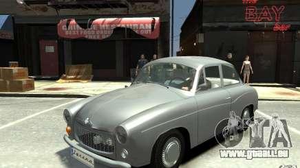 FSM Syrena 105 pour GTA 4