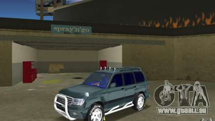 Toyota Land Cruiser 100 pour GTA Vice City