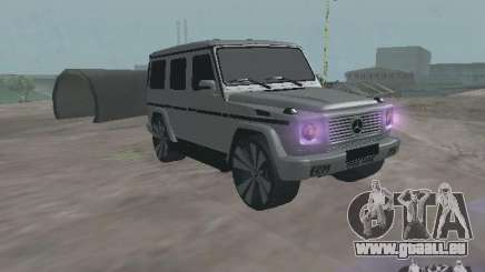 Mercedes-Benz G500 Kromma 1480 für GTA San Andreas