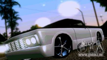 Slamvan Tuned für GTA San Andreas