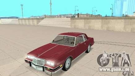 Pontiac Grand Prix 1985 für GTA San Andreas