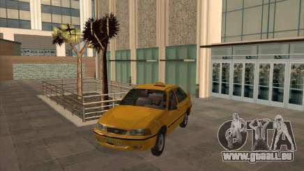 Daewoo Nexia Taxi für GTA San Andreas