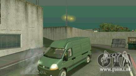 Renault Master für GTA San Andreas