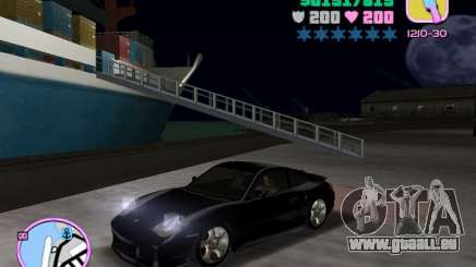 Porsche 911 Twin Turbo pour GTA Vice City