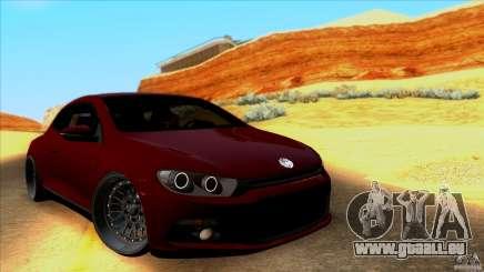 Volkswagen Sirocco pour GTA San Andreas