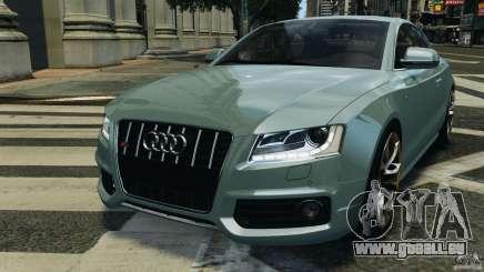 Audi S5 v1.0 für GTA 4